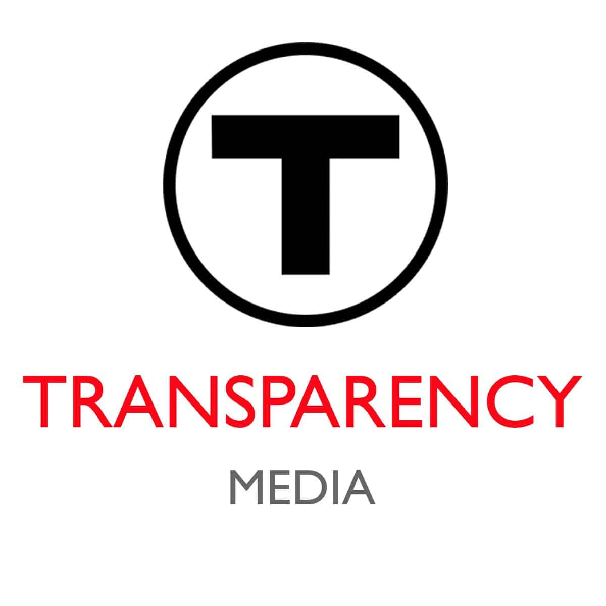 Transparency Media Logo